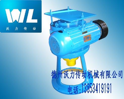 MA系列立式蜗轮蜗杆减速机