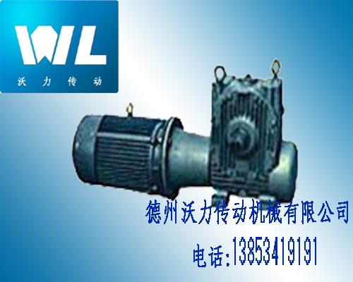 DKWU-F锥面络圆柱蜗杆减速器