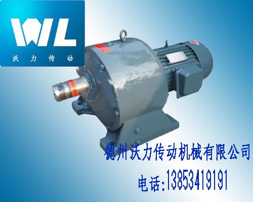 Y系列辊道电机减速器(JB-T 5562-1991)
