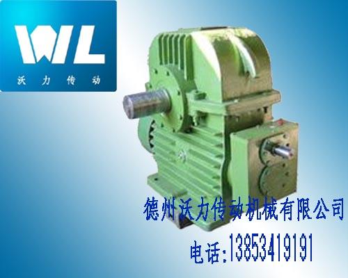 CW型两级齿轮、圆弧齿圆柱蜗杆减速机