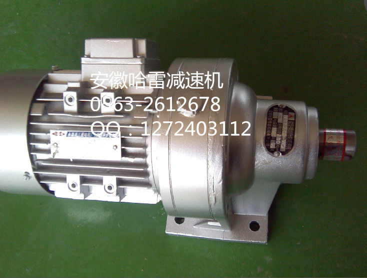 WB series micro cycloid reducer
