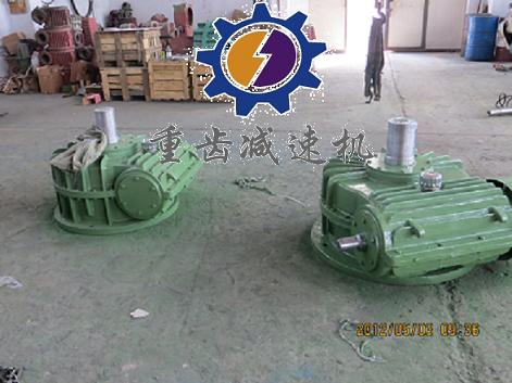 CWS型圆弧圆柱蜗杆减速机