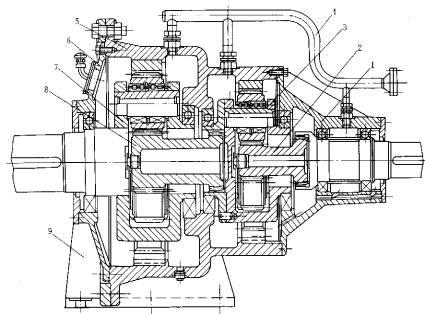 主减速齿轮零件图_减速器的装配与调整,减速机信息网技术讲座
