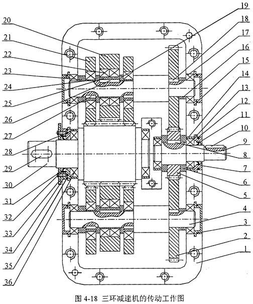 三环锁结构图_三环锁芯结构图_三环锁原理结构图 ...