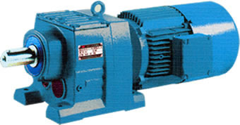 Three-phase asynchronous motor, YCJR gear reducer (JB-T6447-92)