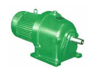 TCJ series of cylindrical gear reducer