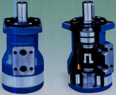 bmf型摆线液压马达产品简介及技术参数与工作载荷图片