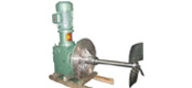 CFJ螺旋圆锥齿轮侧入式搅拌机