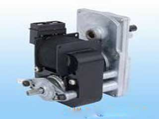 YJ type bracket motor