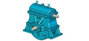 The French spherical worm gear reducer