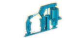 直流电磁铁块式制动器(GB 6334-86)