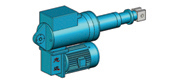 DG type electric push rod