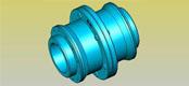 GICL型鼓形齿式联轴器JB/T8854.2-99