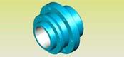 GICLZ带制动轮鼓形齿式联轴器JB/T8854.3-99