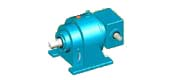 HZ series vertical shaft mixed with small teeth difference planetary reducer (JB-T7344-1994)