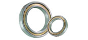 Angular contact ball bearings (GB/T292-1994)