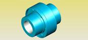 JS型蛇形弹簧联轴器ZB/TJ19023-90