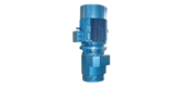 LC coaxial gear reducer