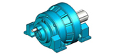 The PF type planetary gear reducer (JB-T6120-1992)