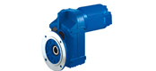 SXF series helical gears of parallel axle gear motor