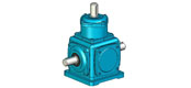T series of spiral bevel gear steering box