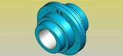 WGC型垂直安装鼓形齿式联轴器JB/T7002-93
