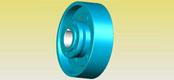 WGZ型带制动轮鼓形齿式联轴器JB/T7003-93
