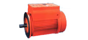 Flameproof asynchronous motor for YBS series aircraft