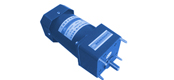 YCJM series miniature helical gear reducer of hard toothed surface