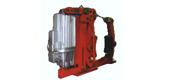 YW系列电力液压块式制动器