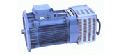 Electromagnetic braking three-phase asynchronous motor for the YZES 132S-4 construction elevator