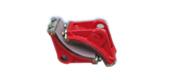 Block brake pad (GB 6332.2-86)
