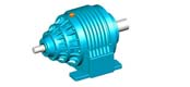 The ZZ type planetary gear reducer (JB-T9043.2-1999)